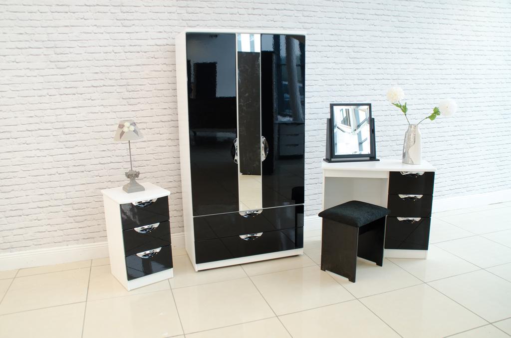 HI Gloss Black & White